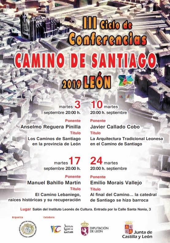 Cartel actividad León